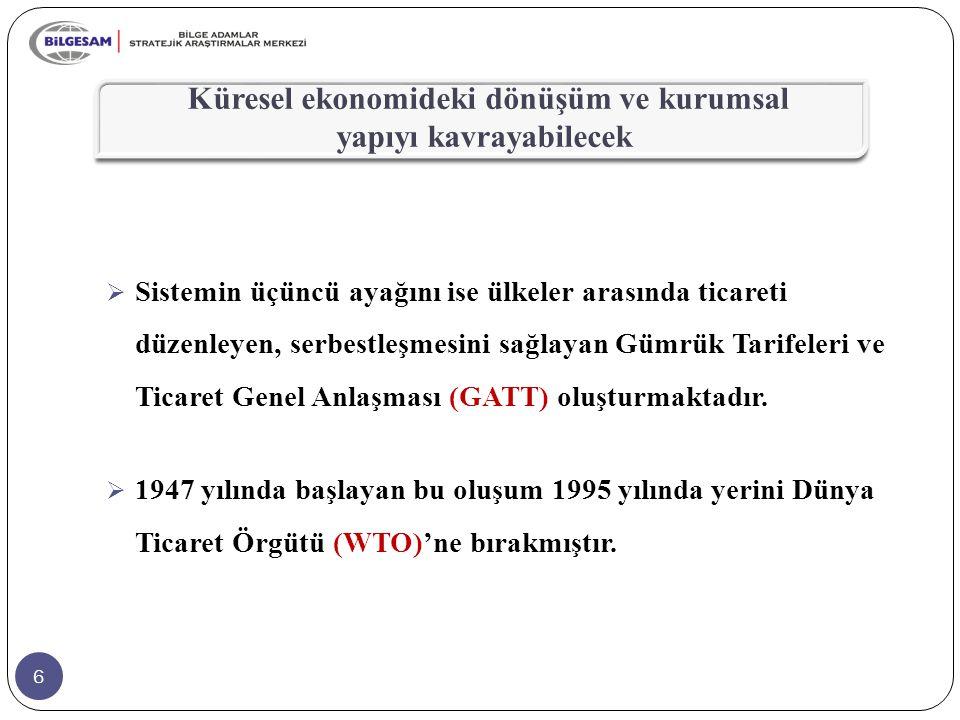 57 KISA BİLGİLER Türkiye, 29 Mart 1961 tarih ve 293 sayılı Yasa ile OECD'ye katılmıştır.