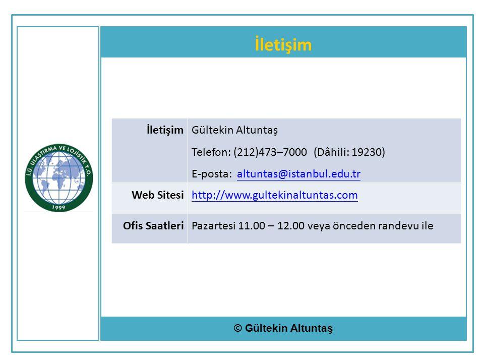 İletişim © Gültekin Altuntaş İletişim Gültekin Altuntaş Telefon: (212)473–7000 (Dâhili: 19230) E-posta: altuntas@istanbul.edu.traltuntas@istanbul.edu.