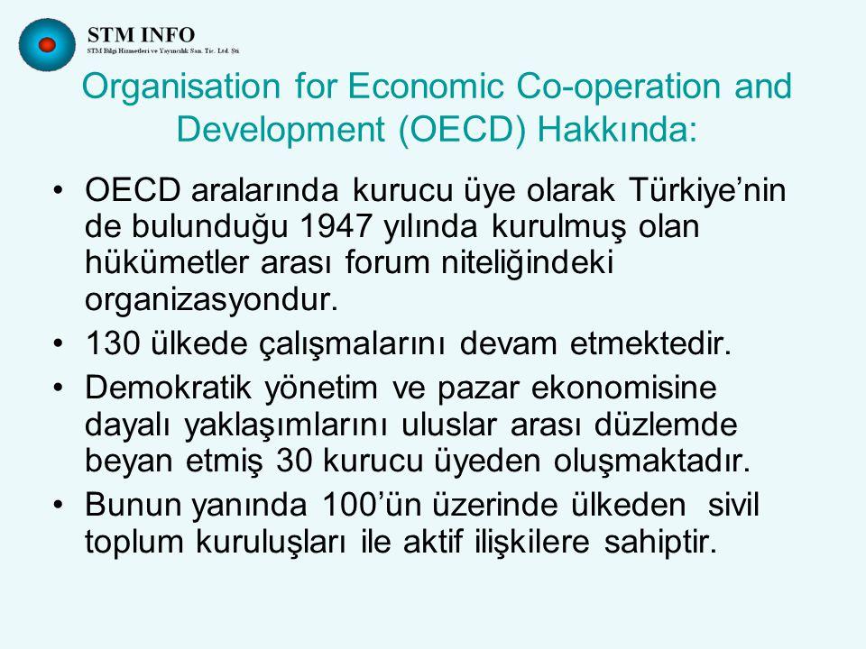 OECD Misyonu: OECD Konvansiyonunun 1.
