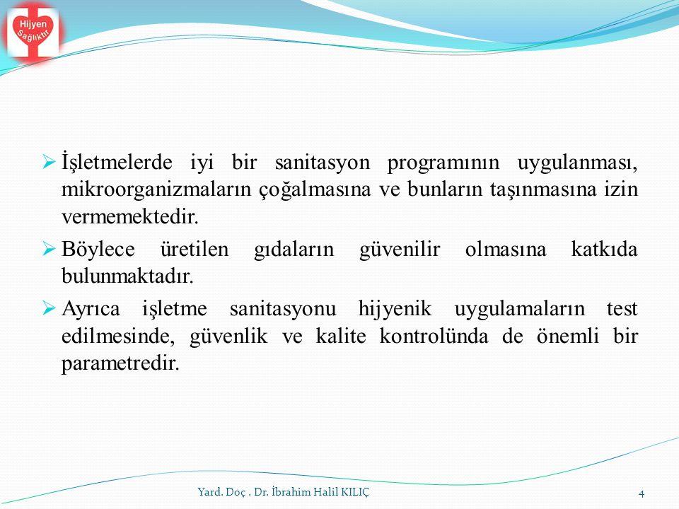 Yard. Doç. Dr. İbrahim Halil KILIÇ35