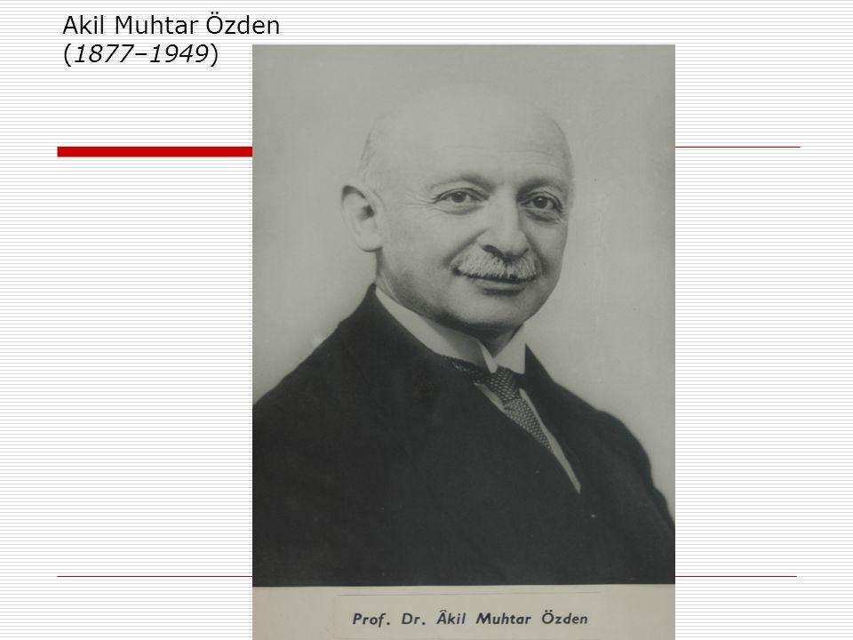 Dönemin Önde Gelen Bazı Hekimleri  Mehmet Esat Paşa (IŞIK) (1865–1936) Türkiye'de modern oftalmolojinin kurucusudur.