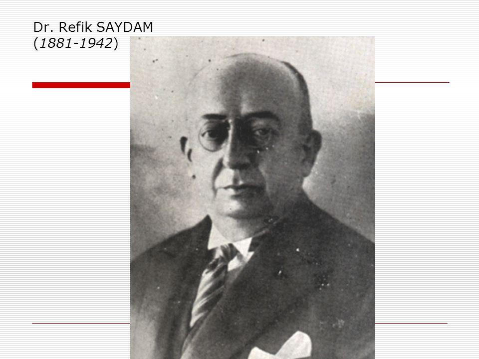 Dönemin Önde Gelen Bazı Hekimleri  Cemil Paşa (TOPUZLU) (1868–1958) Türkiye'de modern cerrahinin kurucusu kabul edilir.