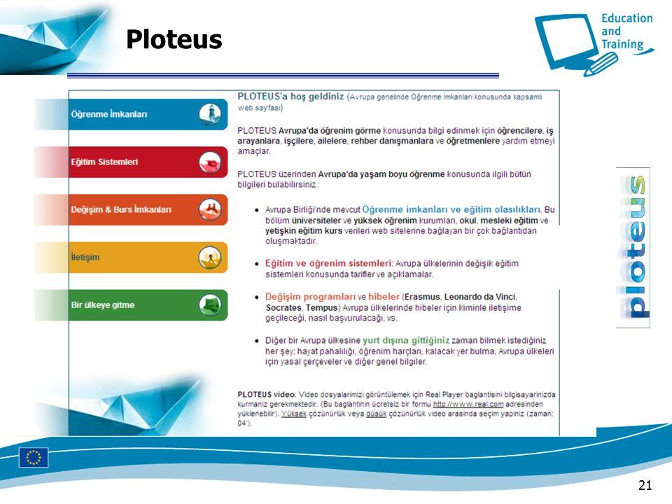 21 Ploteus