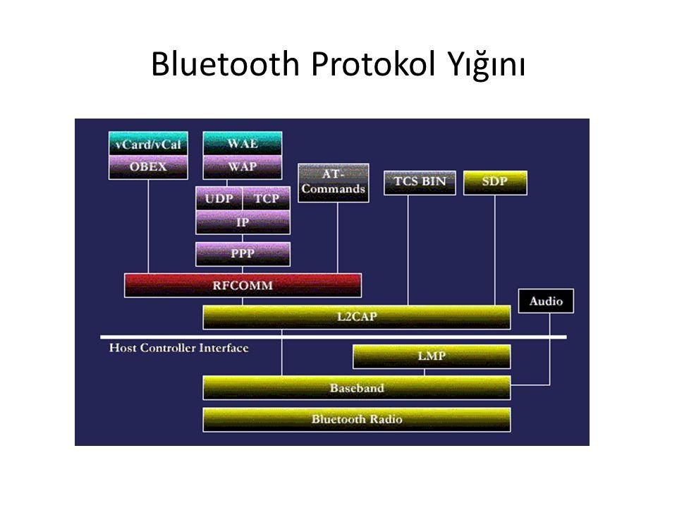 Bluetooth Protokol Yığını