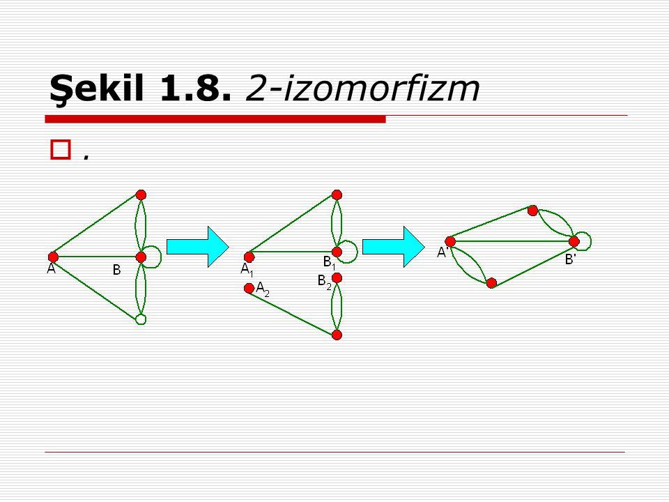 Şekil 1.8. 2-izomorfizm ..