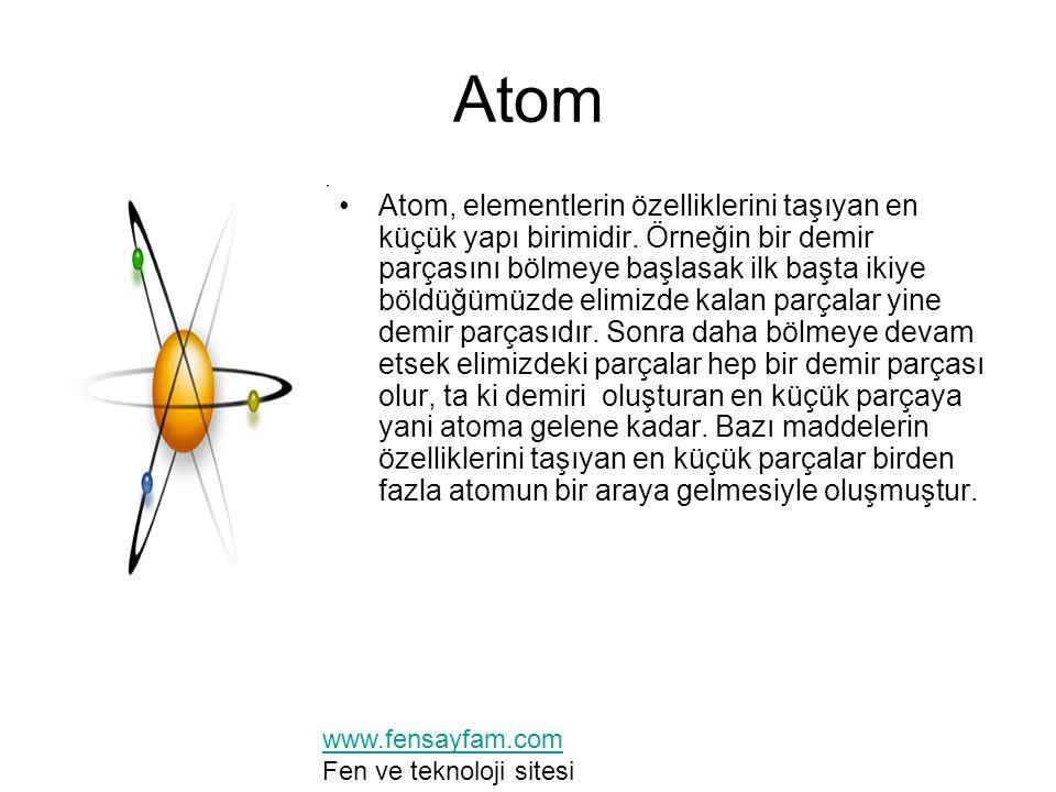 Element nedir.