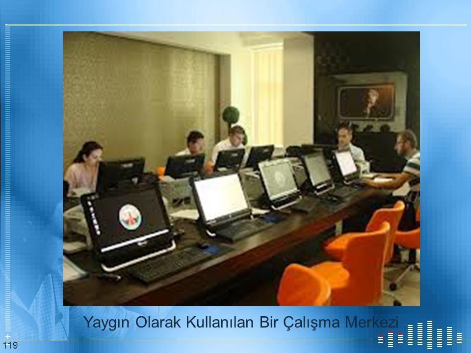 119 Yaygın Olarak Kullanılan Bir Çalışma Merkezi