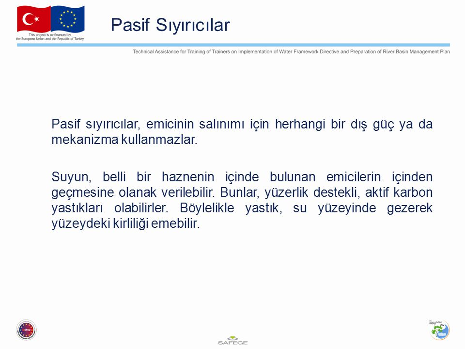 Pasif Sıyırıcı 1) Overview Case Study Examples Lessons Learnt Nine Key Components of an EWERS