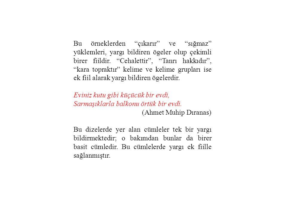 Birleşik cümlenin belirlenmesi, tanımlanması Türkçe söz diziminin temel sorunlarından biridir.