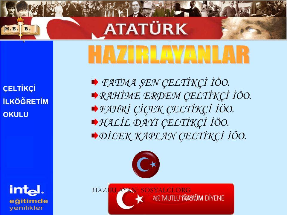 Mustafa Kemal Paşa, Amasya da millî mücadeleyi başlatan, Amasya Genelgesi ni yayınladı.