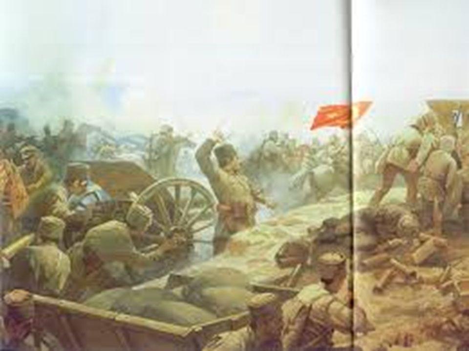 Bu amaçla Mustafa Kemal, büyük bir savaş hazırlığına daha girişti. Ordumuzu güçlendirdi. Fevzi Paşa ve İsmet Paşa gibi komutanların ileri gelenleriyle