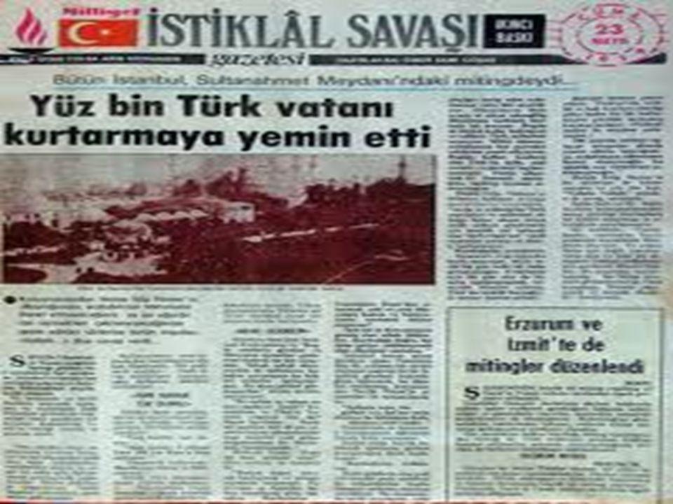 """""""Ordular, ilk hedefiniz Akdeniz 'dir, ileri!"""" Bunun üzerine Türk ordusu, düşmanı İzmir'e kadar kovaladı. 9 Eylül günü, kalan düşman askerleri, rıhtımd"""