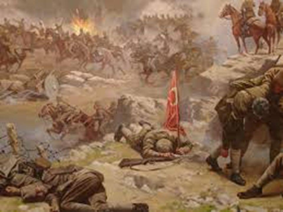 - TBMM Hükümeti, Mustafa Kemal'in başkanlığında iç ve dış düşmanlarla savaşa başladı. Bu savaş, Kurtuluş Savaş'ıydı. Hükümet, kararlı tutumuyla ilk ba