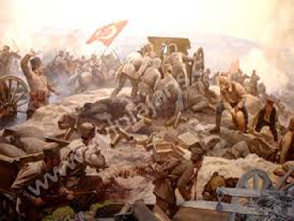 Bu amaçla Mustafa Kemal, büyük bir savaş hazırlığına daha girişti.