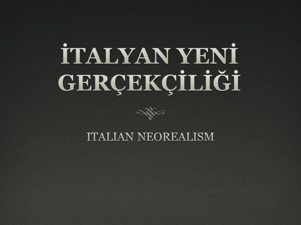 İçindekiler  Özet  Giriş  Özellikleri  Örnekler  Filmler hakkında  Türkiye'den örnekler  Etkiler  Sonuç  Kaynakça