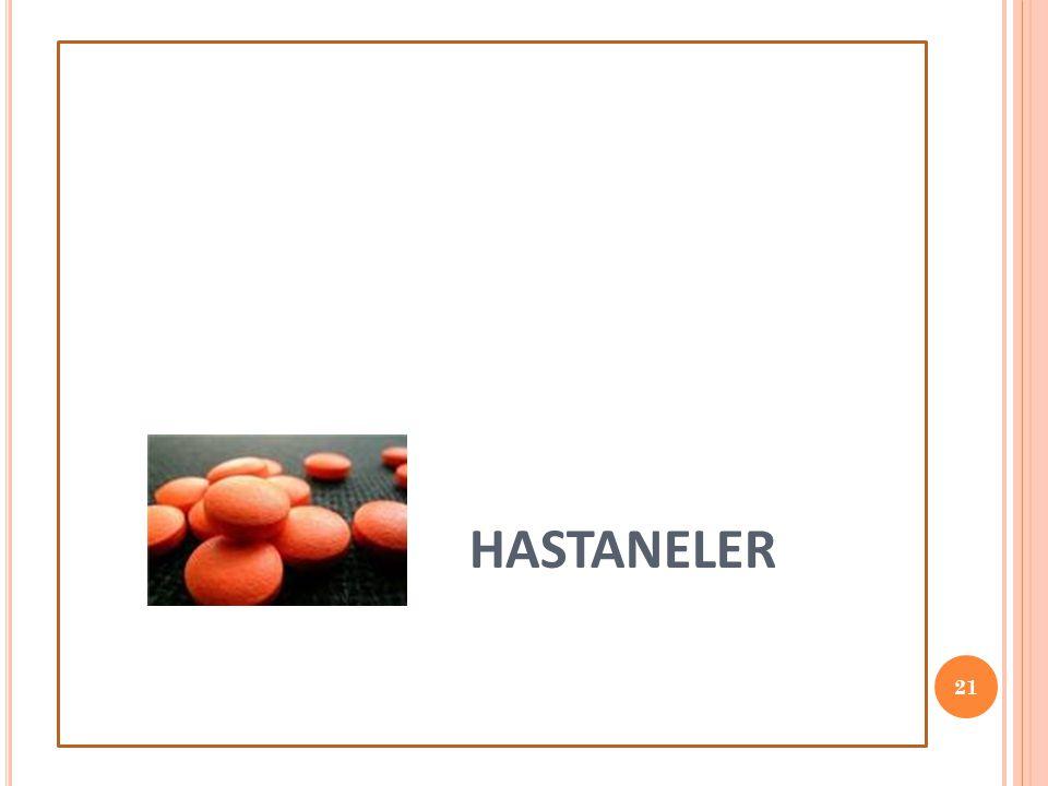 HASTANELER 21