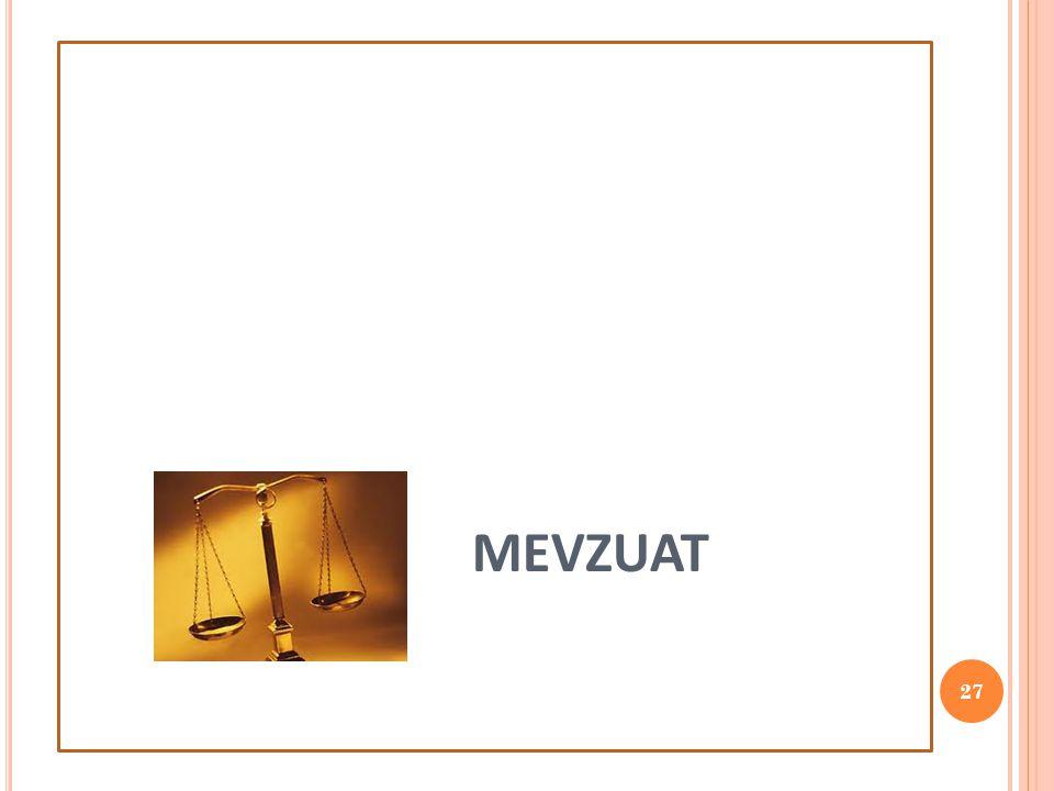 MEVZUAT 27