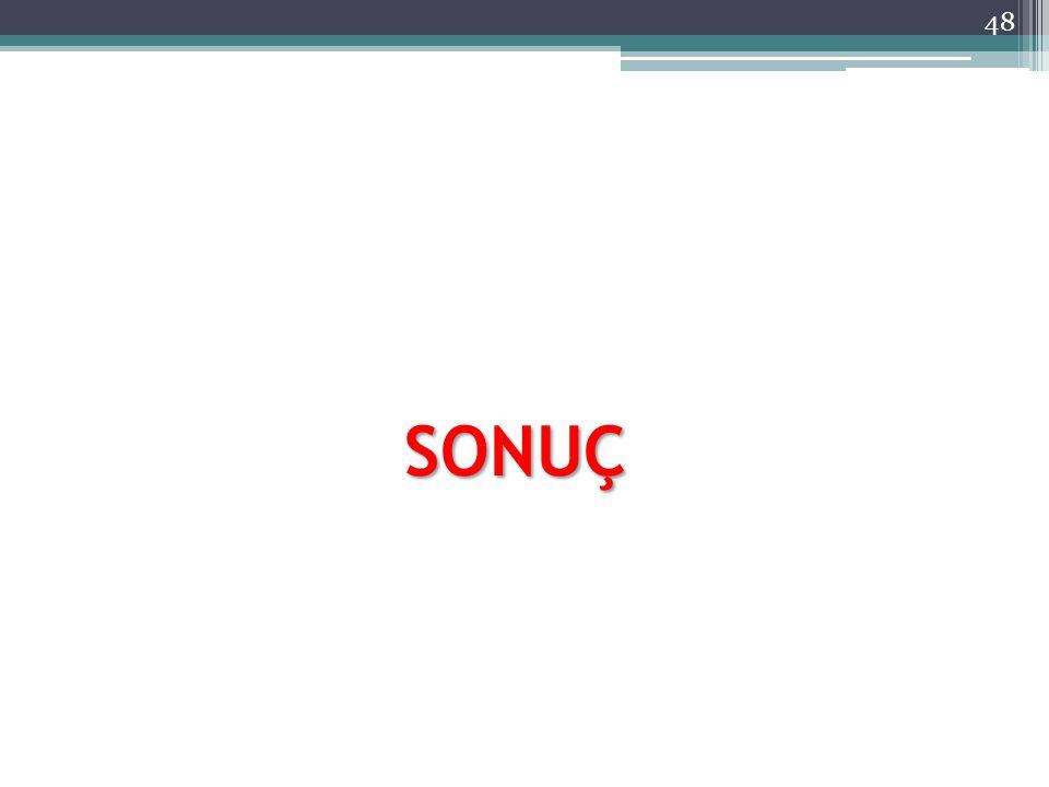 SONUÇ SONUÇ 48