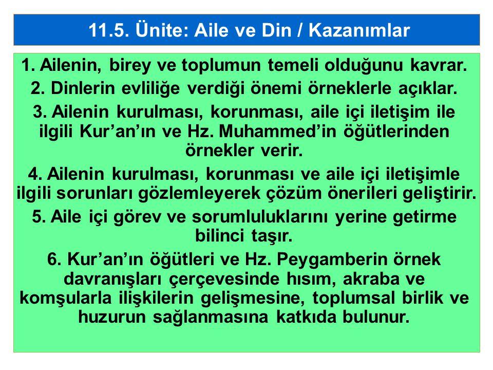 14 2.Dinler Evliliğe Önem Verir.