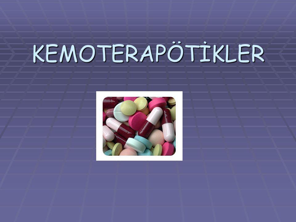 5-Stoplazma Membranının Permeabilitesini Artıranlar SSSStoplazma membranının geçirgenliğini artıran ilaçlardır.
