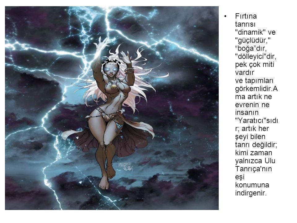 Fırtına tanrısı