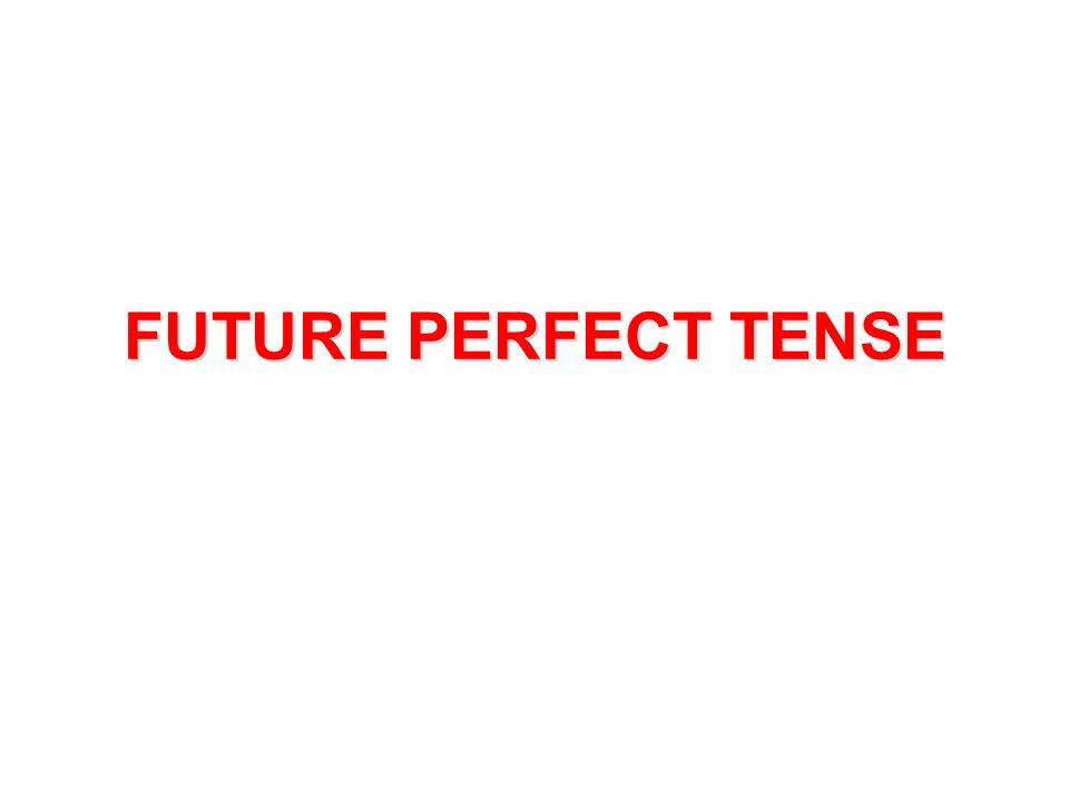 FUTURE When we say FUTURE We remember W i l l