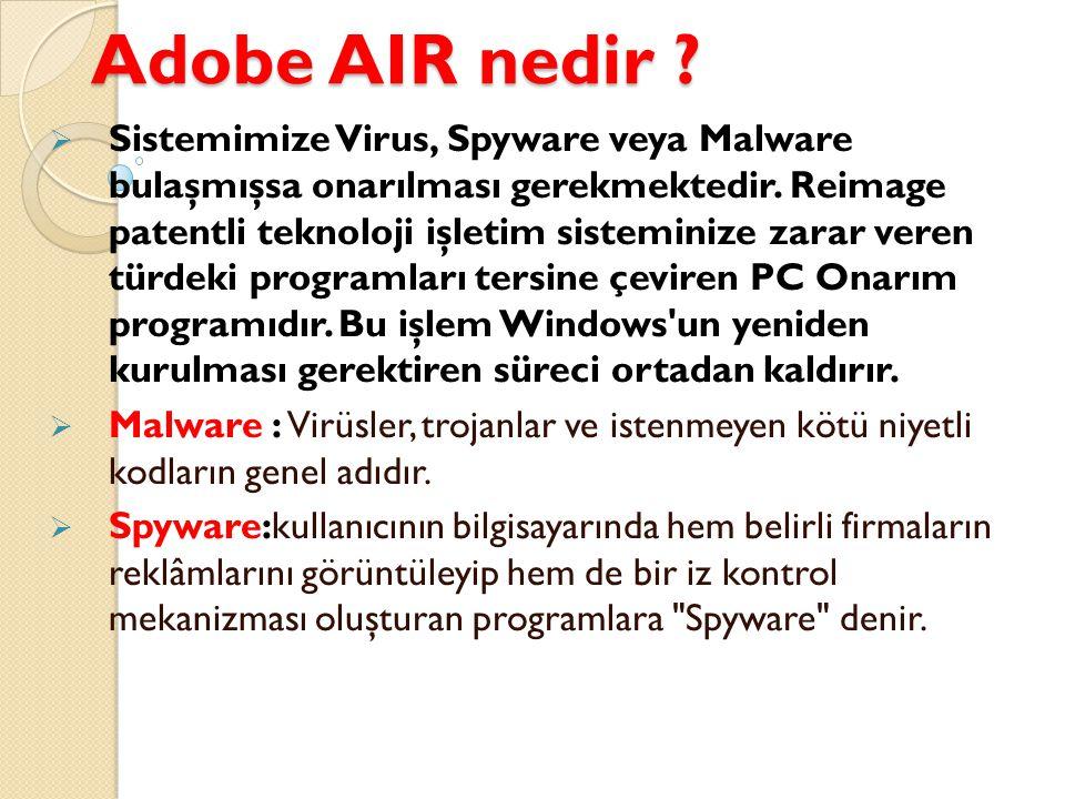 Adobe Reader Nedir .