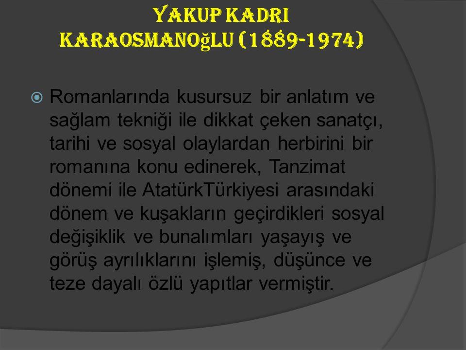 Mehmet Fuat Köprülü (1890-1966)  Bazı eserleri:  Türk Edebiyat Tarihi, Türk Edebiyatında İlk Mutasavvuflar, Divan Edebiyatı Antolojisi, Türk Saz Şai