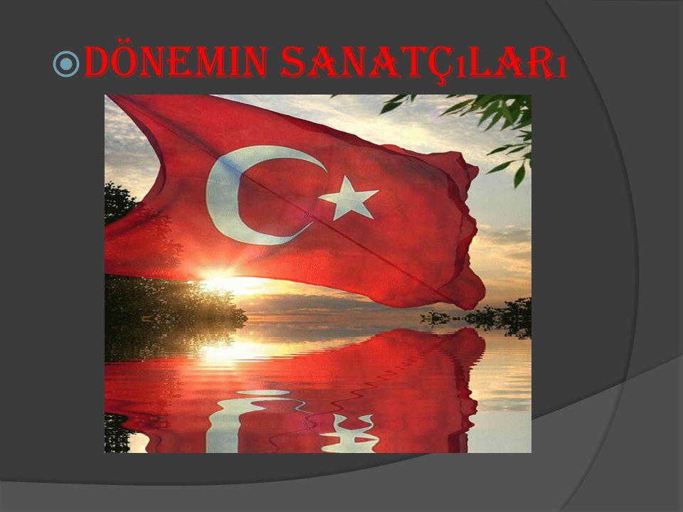 Döneminin dil anlay ışı  Dil sadeleşmiştir.  Konuşma dili olarak İstanbul Türkçesi benimsenmiş, yazı dili ile konuşma dili arasındaki fark kalkmıştı