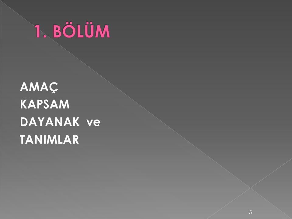  TAEK: Türkiye Atom Enerjisi Kurumunu,  Spesifik Aktivite: Bir radyoaktif maddenin birim kütlesinin Curie veya Becquerel cinsinden ifade edilen aktivite yoğunluğunu,  Gümrük Birliği Alanı: Türkiye ile Avrupa Birliği arasında Gümrük Birliğini tesis eden 1/95 sayılı Ortaklık Konseyi Kararının 3.