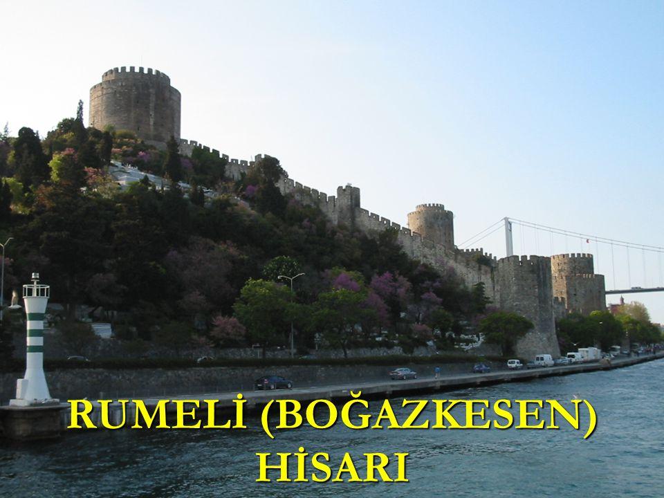 OTLUKBELİ SAVAŞI (1476) OSMANLI X AKKOYUNLU Akkoyunlu hükümdarı Uzun Hasan'ın Karamanoğullarına yardım etmek istemesi.