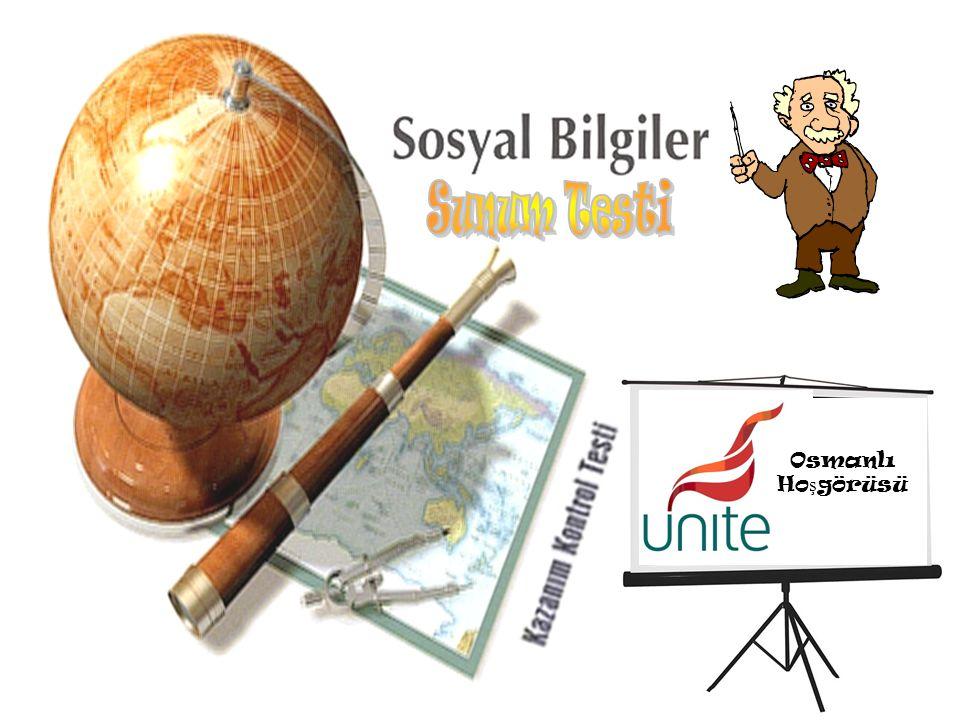 Osmanlı Ho ş görüsü