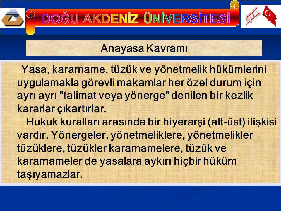 TÜRKİYE DE ANAYASAL GELİŞMENİN İLK AŞAMALARI 23 Nisan 1920 tarihinde ulus egemenliğine dayanan yeni Türk Devleti kuruldu.