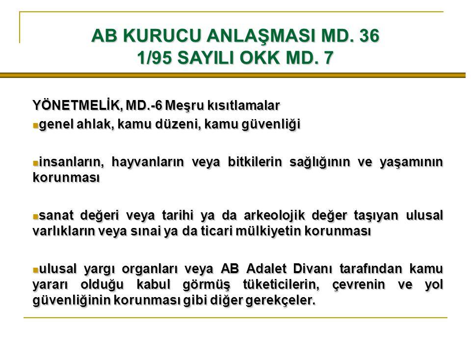 YETKİLİ KURULUŞLARIN SORUMLULUKLARI Yetkili kuruluşlar, hazırladıkları yeni ulusal teknik düzenlemeler ile yürürlükte bulunan düzenlemelerde esaslı değişiklik yapacak ulusal teknik düzenlemelerin taslaklarını, 2002 tarihli Teknik Mevzuatın ve Standartların Türkiye ile AB Arasında Bildirimine Dair Yönetmelikte belirtilen koşullara ve sürelere uygun bir şekilde AB'ye iletilmek üzere Ekonomi Bakanlığına gönderirler.
