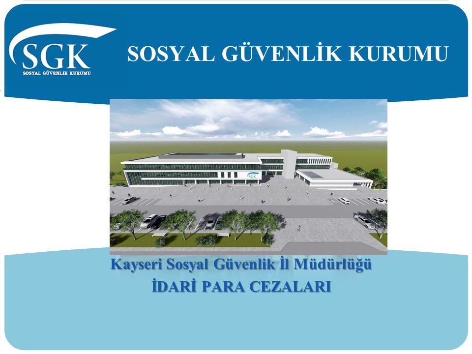 5510-4/B KAPSAMINDA İŞVERENLERİN YÜKÜMLÜLÜKLERİ Sigortalılığın Sona Ermesi ve Kuruma Bildirimi 3- Şirket ortaklarının sigortalılığının sona ermesi ve bildirimi 3.10- 6102 sayılı Türk Ticaret Kanunun geçici 7 nci maddesine istinaden şirket ortaklarının sigortalılıklarının sonlandırılması (Ek, 28/2/2014 tarihli ve 2014/5 sayılı Genelge) 6102 sayılı Kanunun yürürlük tarihinden önce veya yürürlük tarihinden itibaren iki yıl içinde münfesih şirketin münfesih veya tasfiyeye girmesi sonucu, tasfiye veya münfesih durumu sonuçlanmadan, 6102 sayılı Kanunun geçici 7 nci maddesine istinaden kayıtlarının resen silinmesi durumunda, şirket ortaklarının sigortalılıkları Ticaret Sicil Müdürlüğü kayıtları esas alınmak suretiyle sonlandırılması gerekmektedir.