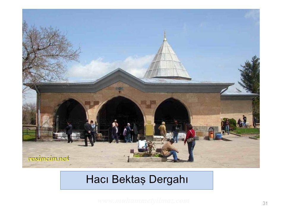 31 Hacı Bektaş Dergahı www.muhammetyilmaz.com