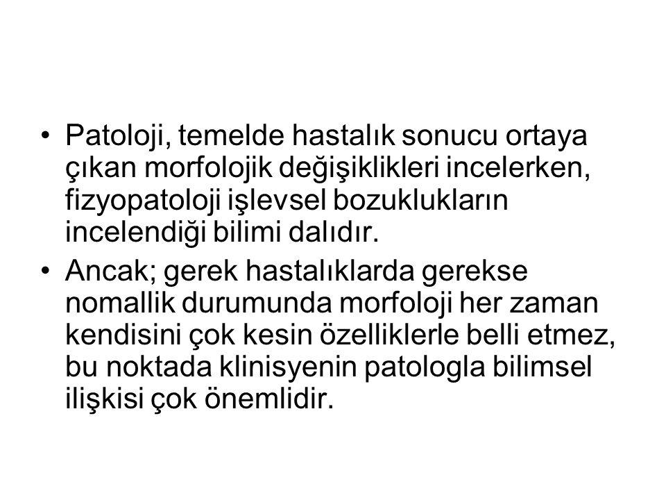 Modern Patolojinin kurucusu olan Hamdi Suat AKNAR 1933'de üniversite reformunun getirdiği ve uzun yıllar eleştiri konusu olan bir uygulama ile Darülfünundan (üniversiteden) ayrılmak zorunda bırakılmış; işsiz kalmış; Atatürk'ün çabalarına rağmen üniversiteye dönmemiş; ancak arkadaşı dönemin Sağlık Bakanı Prof.