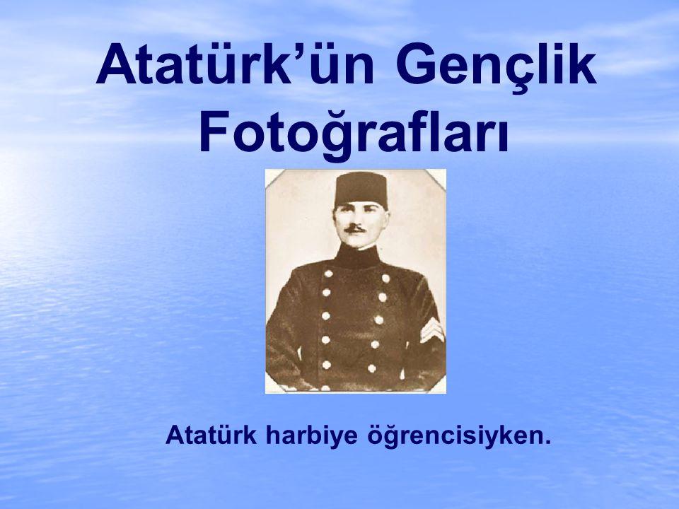 Atatürk Çanakkale Savaşı'nda