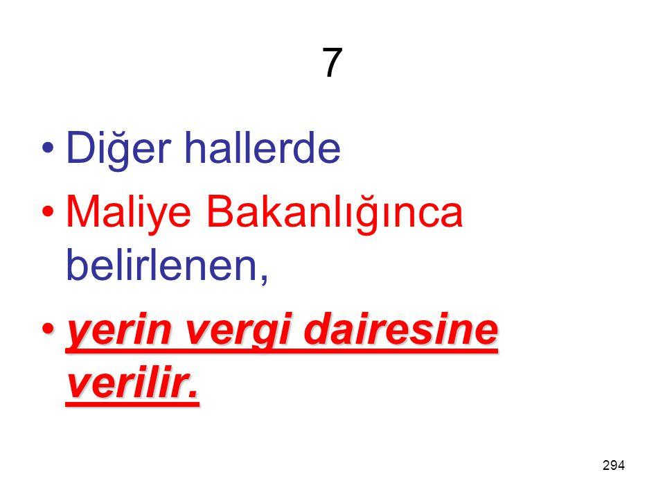 293 6 Zarar yazılan değersiz alacaklarla karşılık ayrılan şüpheli alacakların tahsili dahil olmak üzere terk edilen işlerle ilgili olarak sonradan elde edilen diğer kazanç ve iratlar ile ticarî, ziraî veya meslekî bir faaliyete hiç girişilmemesi veya ihale, artırma ve eksiltmelere iştirak edilmemesi karşılığında elde edilen diğer kazanç ve iratlarda ödemenin Türkiye de yapıldığıödemenin Türkiye de yapıldığı,