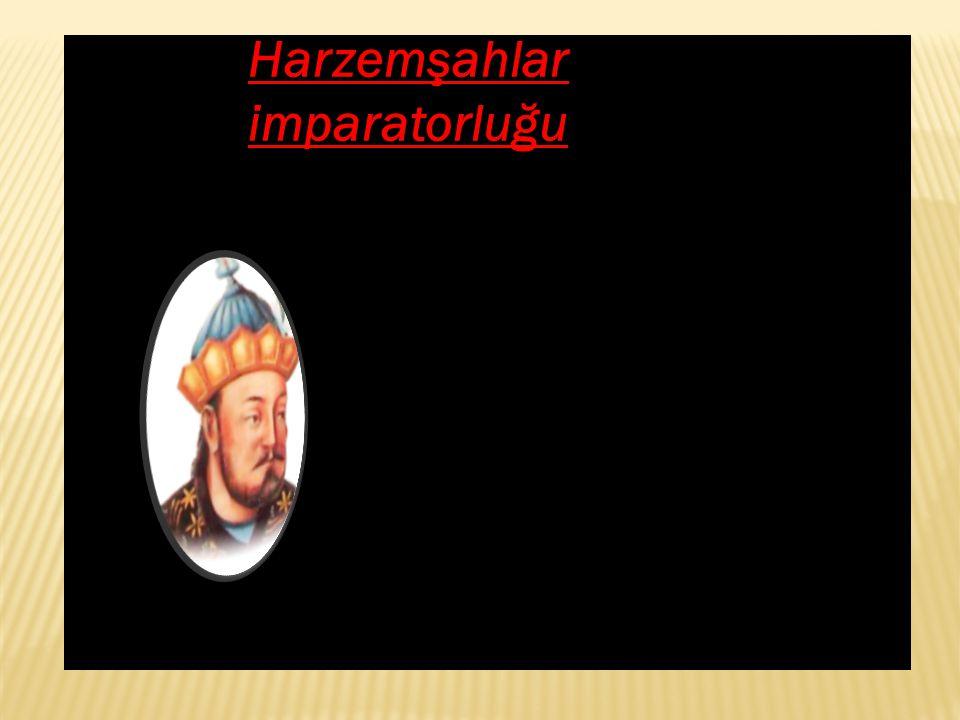 Büyük Selçuklu İmparatorluğu Orta Asya' da bulunan Oğuz Türkleri' nin, Batıya doğru göç etmelerinden sonra, Hazar Denizinin güneyinde yerleşerek kurdu