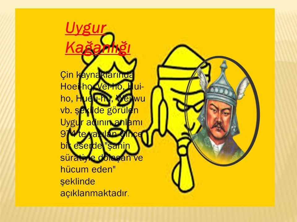 Göktürk Devleti, ilk defa Türk adını taşıyan Türk devletidir.
