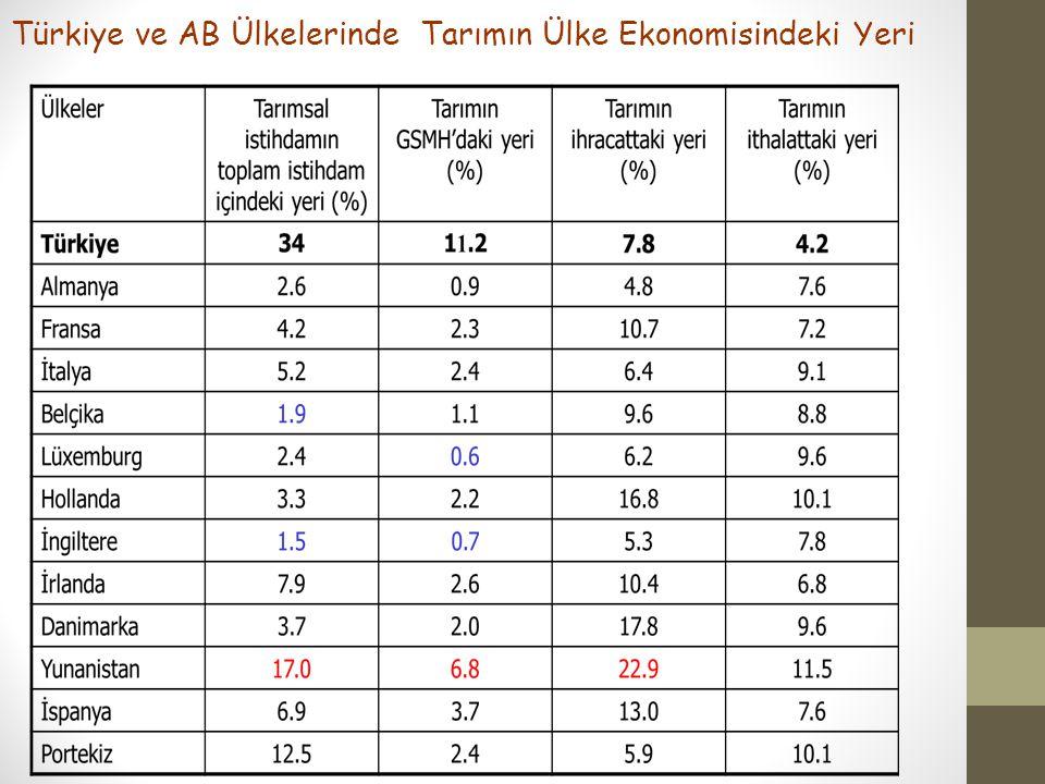 Tarımsal Yatırımlar Yüksek enflasyon ve yüksek faizin harcanabilir gelirleri daraltması, yakın zamana kadar Türkiye'nin kamusal yatırımlara yeterli kaynak ayırmasını engellemiştir.