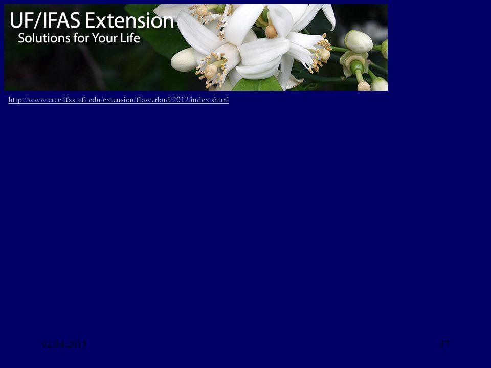 02.04.201537 http://www.crec.ifas.ufl.edu/extension/flowerbud/2012/index.shtml