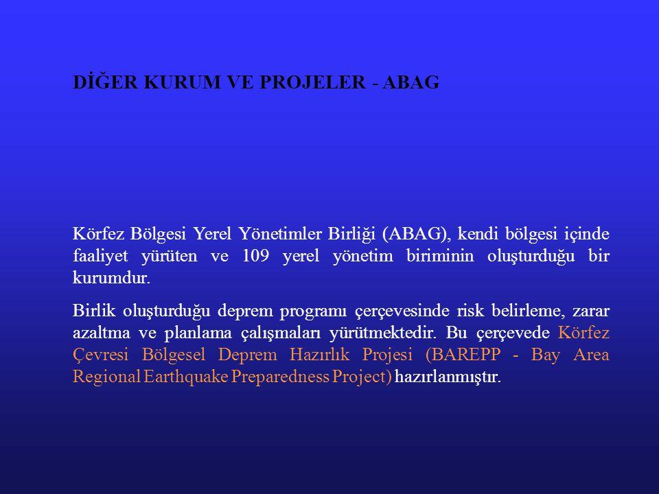 Körfez Bölgesi Yerel Yönetimler Birliği (ABAG), kendi bölgesi içinde faaliyet yürüten ve 109 yerel yönetim biriminin oluşturduğu bir kurumdur. Birlik