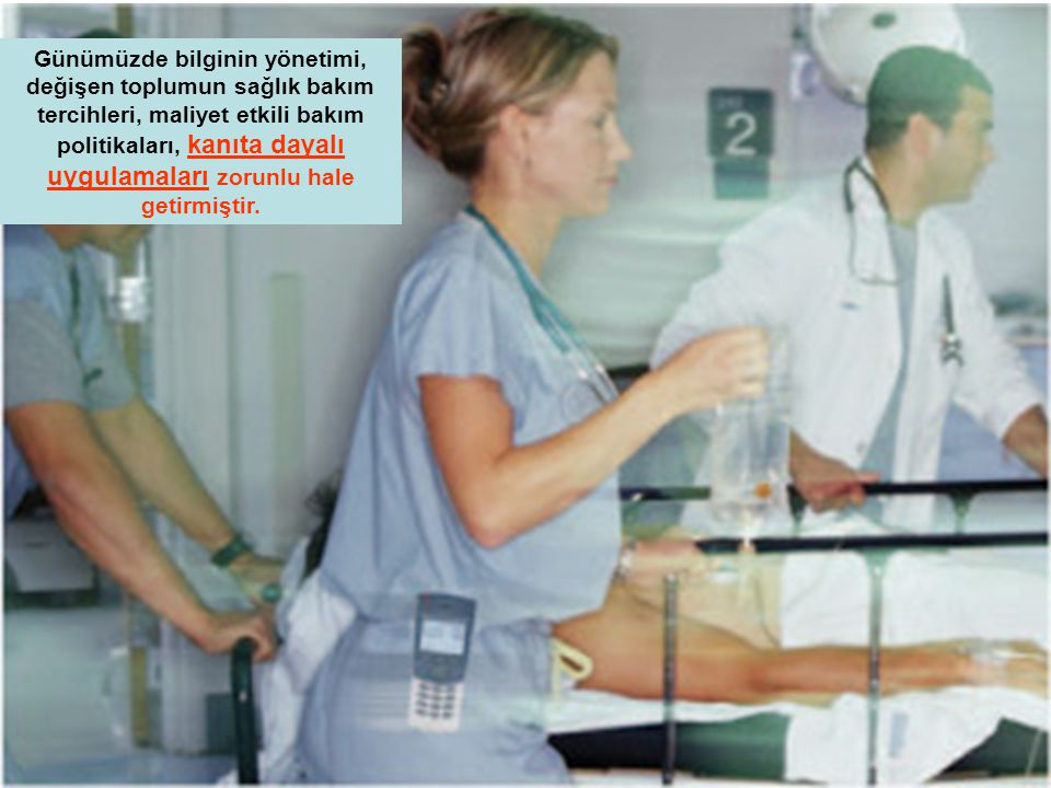 Hemşirelik Uygulamalarında Araştırma: Kanıt Aramak YAYINLARIN GÖZDEN GEÇİRİLMESİ GÜNCEL BİLGİLERE ZEMİN HAZIRLAR.
