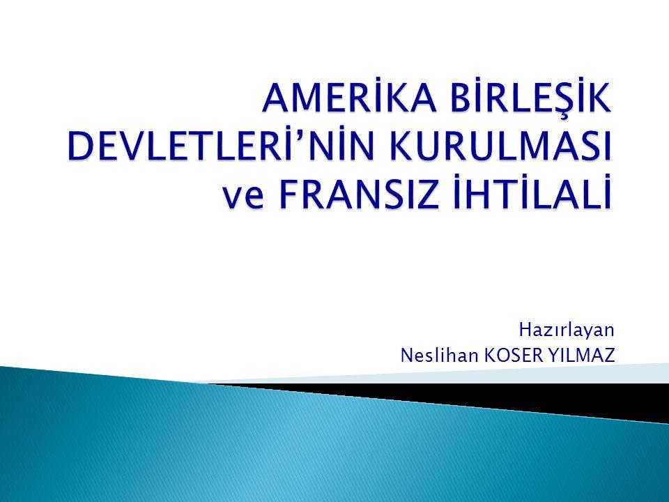 62  Çok uluslu bir yapıya sahip olan Osmanlı Devleti'ndeki azınlıklar, milliyetçilik akımının etkisiyle ayaklandılar.