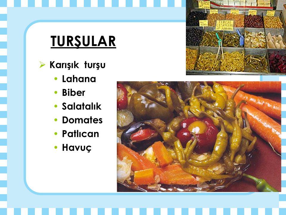 SALATALAR  Yeşil salata,  Çoban salata,  Mevsim salata,  Karışık,  Söğüş t ek veya duble? Soğanlı/soğansız? Acı biber? Sos tercihiniz? limon, sir