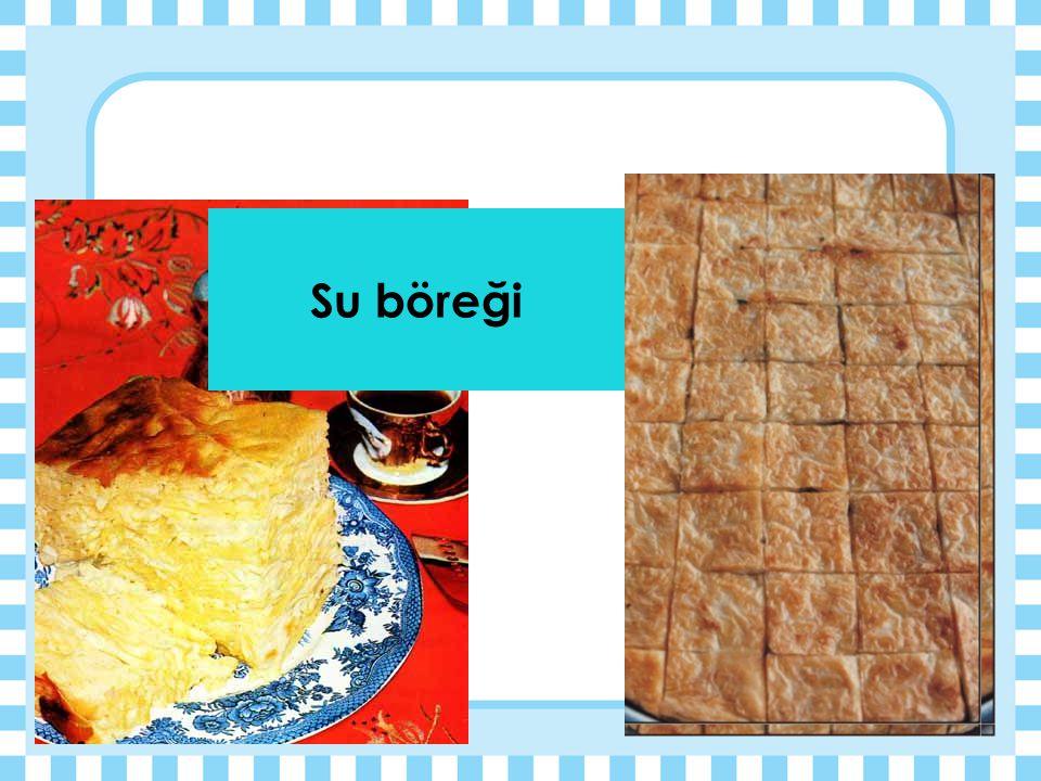 Peynirli/Kıymalı/Ispanaklı Poğaça