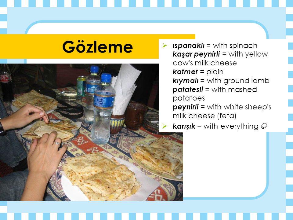 Kol böreği (kıymalı/ peynirli/ patatesli)