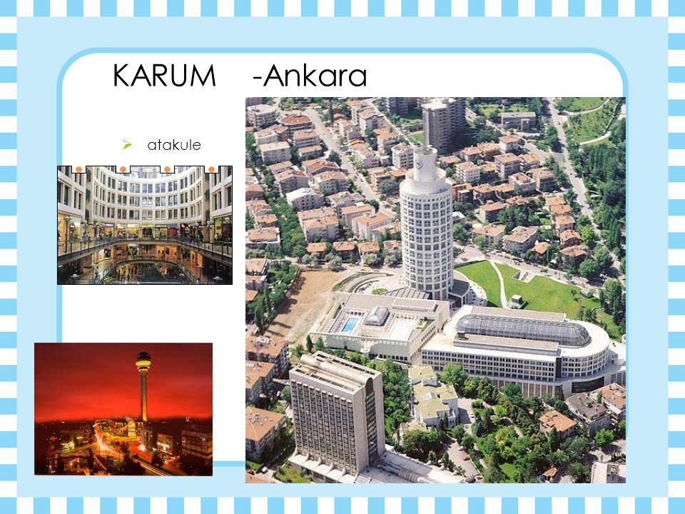 ALIŞVERİŞ Merkezi MAĞAZA AKMERKEZ – İstanbul